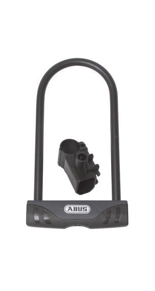 ABUS Facilo 32 Bügelschloss 150HB230 + USH 32 Halter schwarz